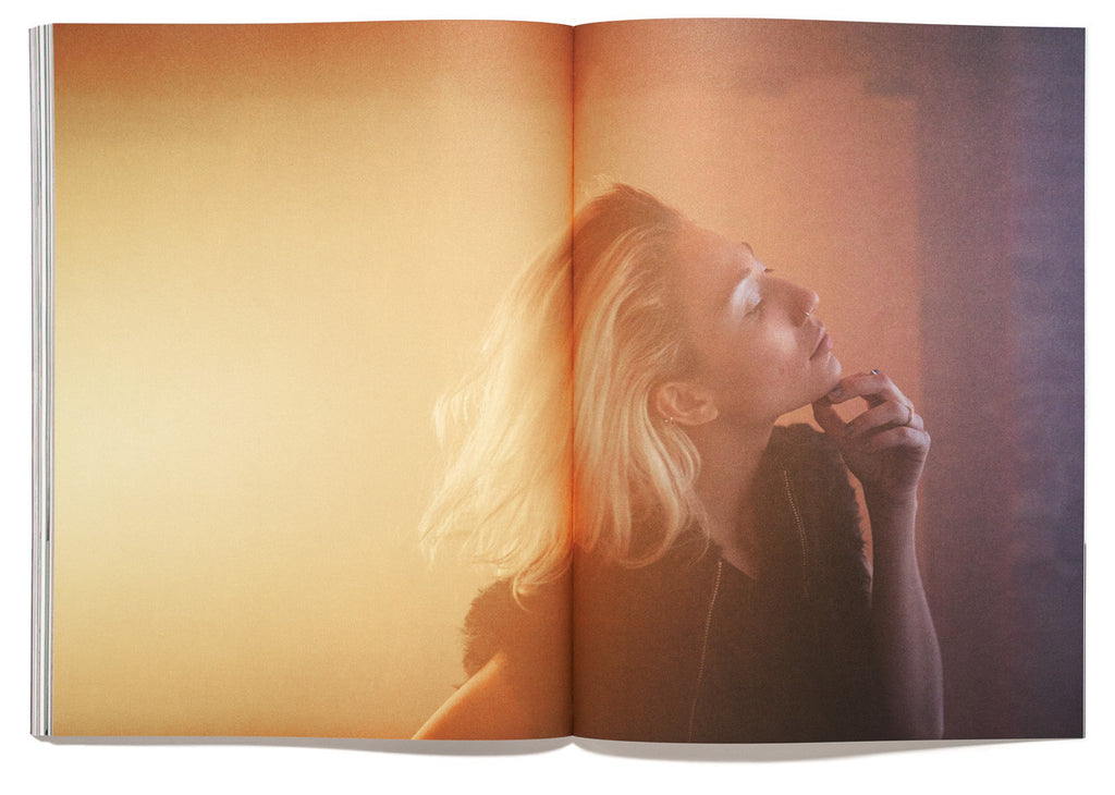 The Great Discontent, Issue 3: Tei Shi
