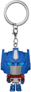Funko 52154 POP Keychain: Transformers-Optimus Prime Collectible Toy, Multicolour