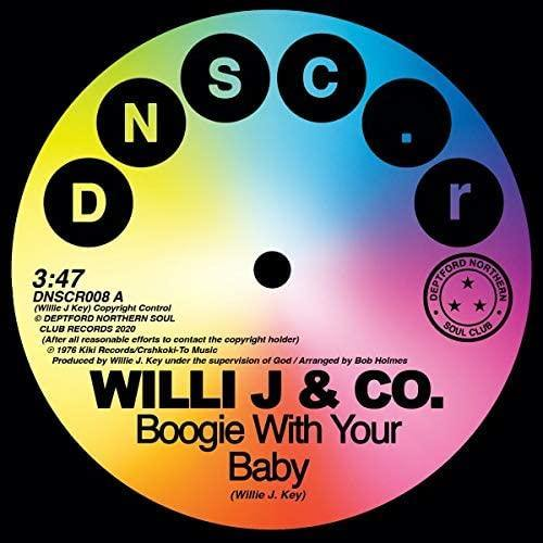 Willi J &Co & Rare Function: Boogie With Your Baby/Disco Function [7