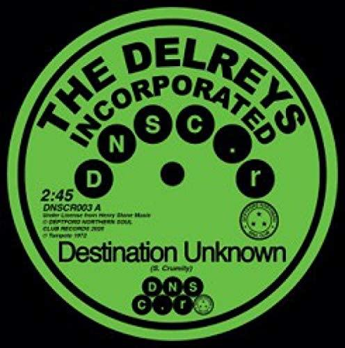 The Delreys Incorporated & Oscar Wright: Destination Unknown/Fell In Love [7