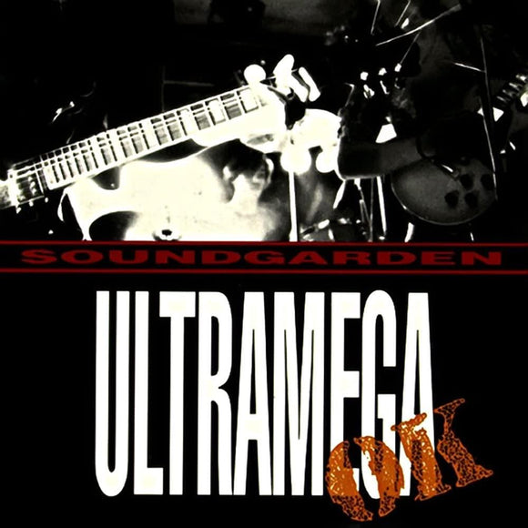 Soundgarden: Ultramega OK [VINYL]
