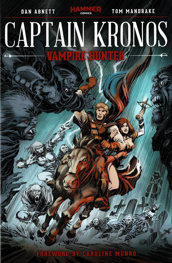 CAPTAIN KRONOS VAMPIRE HUNTER TP