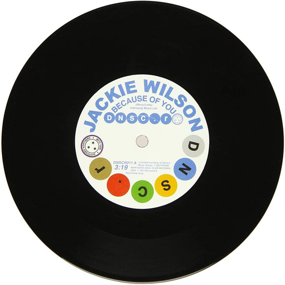 Jackie Wilson & Doris & Kelley: Because Of You/You Don't Have To Worry [7