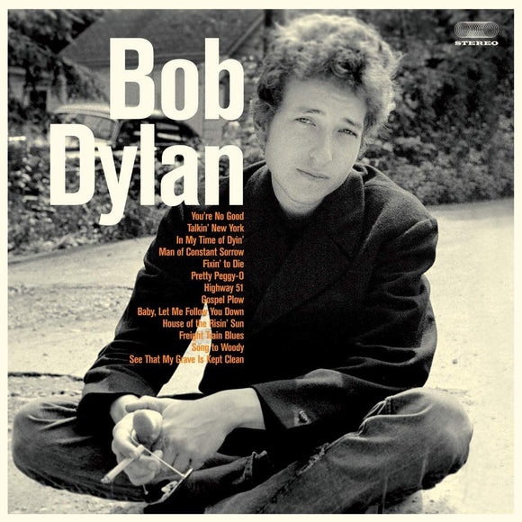 Bob Dylan: Debut Album - (Limited Edition in Transparent Purple Colored Vinyl) [VINYL]