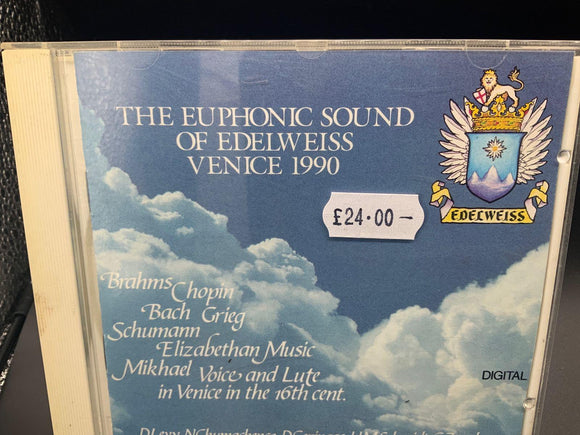 The Euphonic Sound of Edelweiss Venice 1990