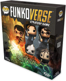Funko 42631 Harry Potter 100 Funkoverse (4 Character Pack) ENGLISH Board Game