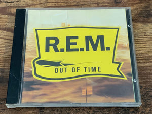 REM: Out Of Time preowned cd