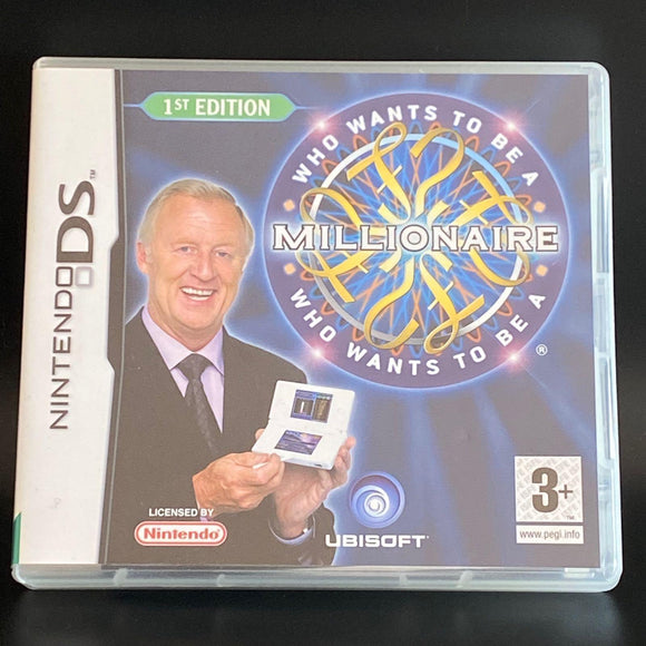 Who Wants To Be A Millionaire - Nintendo DS