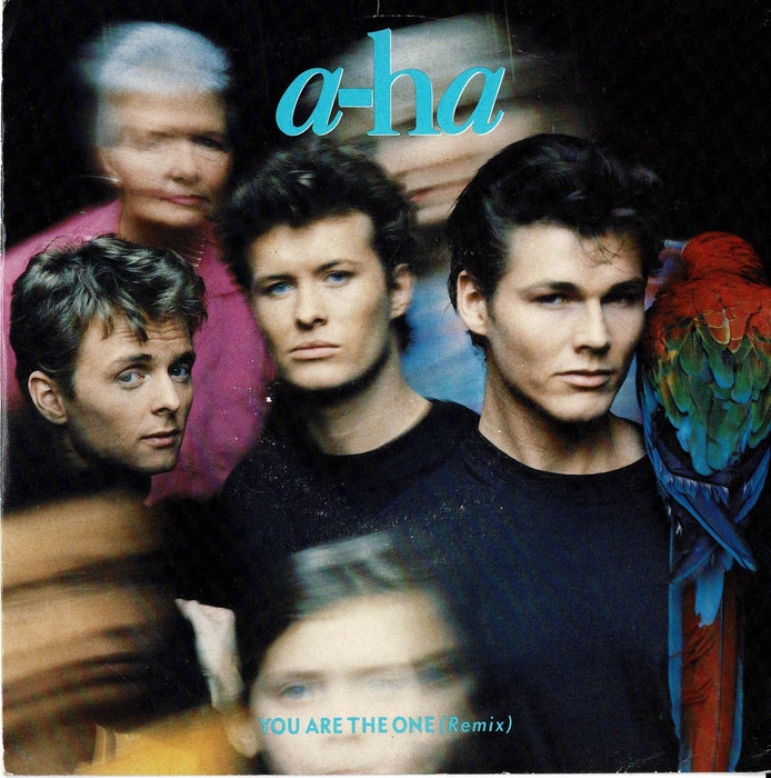 a-ha: You Are The One (Remix) single M-/VG+ - DD Music Geek