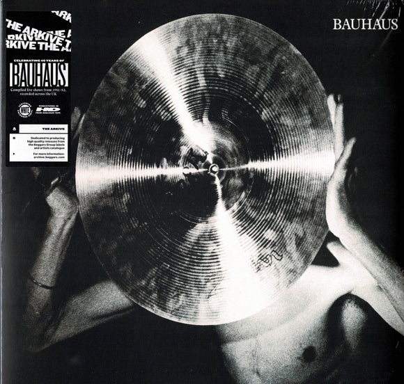 Bauhaus: Press The Eject And Give Me The Tape NEW LTD WHITE VINYL LP