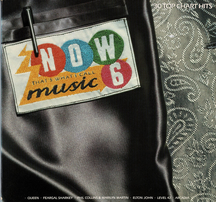 Various: Now That's What I Call Music 6 PREOWNED LP  VG/VG