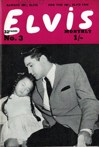 Elvis Monthly Fan Magazine: Fourth Series - March - Issue 3
