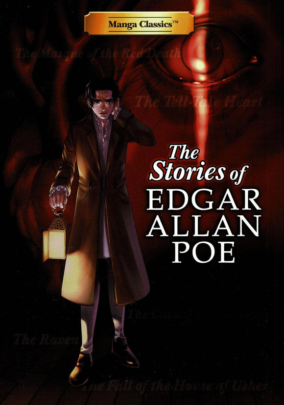 MANGA CLASSICS STORIES OF EDGAR ALLAN POE GN