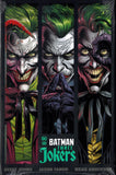 BATMAN THREE JOKERS HC