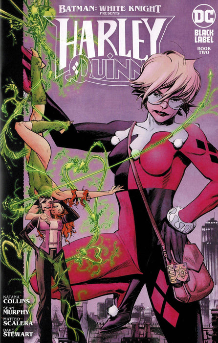 BATMAN WHITE KNIGHT PRESENTS HARLEY QUINN #2 (OF 8)
