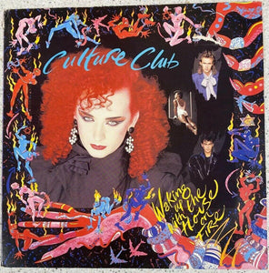 Culture Club - Waking Up With The House On Fire [VINYL LP] V 2330