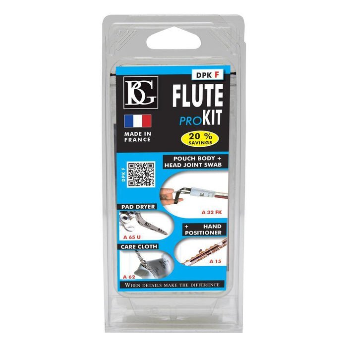 BG Pro Care Kit ~ Flute - DD Music Geek