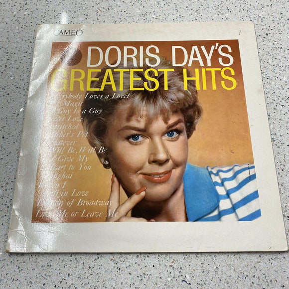 Doris Day - Doris Day's Greatest Hits (LP, Comp, RE) VG+/VG+