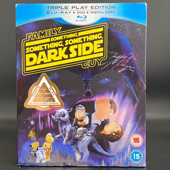 Family Guy: Something Something Something Darkside PREOWNED BLU-RAY
