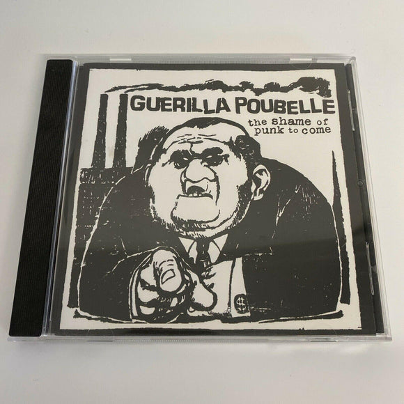 Guerilla Poubelle: The Shame Of Punk To Come