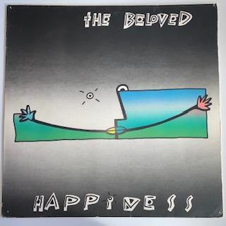 The Beloved: Happiness VG+/VG+