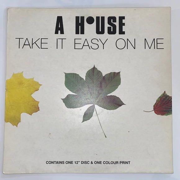A House: Take It Easy On Me 12