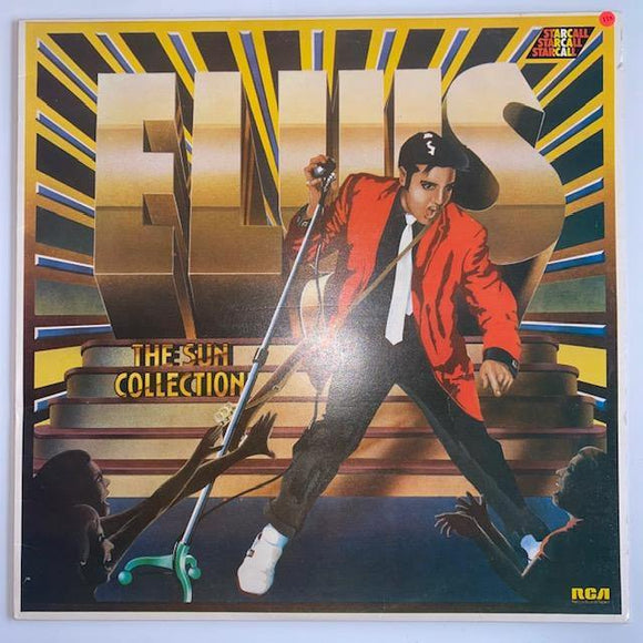 Elvis Presley: The Elvis Presley Sun Recordings MONO VG+/EX