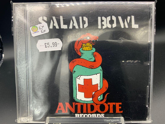 Various: Salad Bowl: Antidote Records