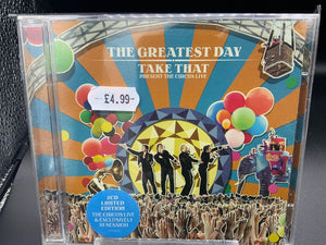 Take That: The Greatest Day: The Circus Live