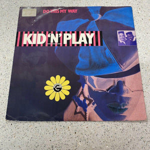"Kid 'N' Play - Do This My Way (12"") VG/G"