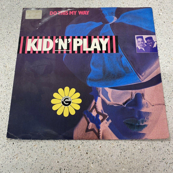 Kid 'N' Play - Do This My Way (12