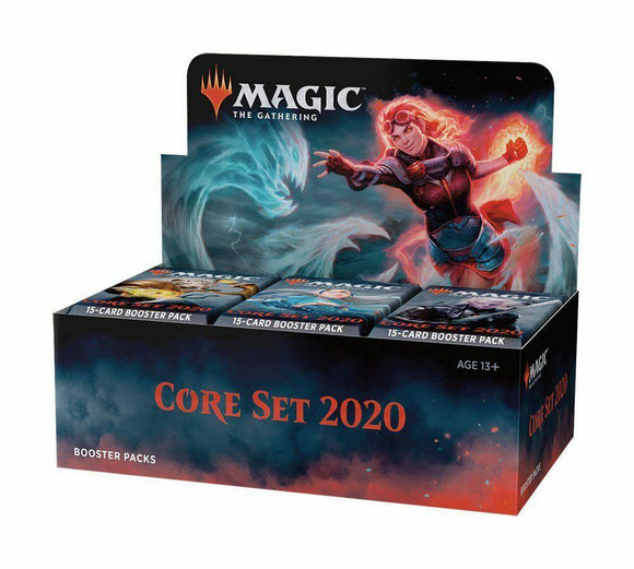 Magic The Gathering Core Set 2020 Booster Pack (Single)