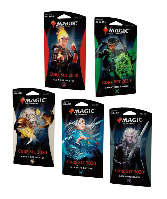 Magic The Gathering Core Set 2020 Theme Booster Pack