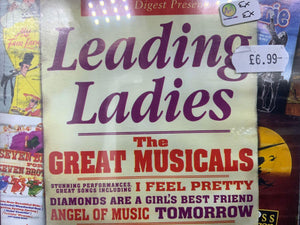Various: Leading Ladies: The Great Musicals