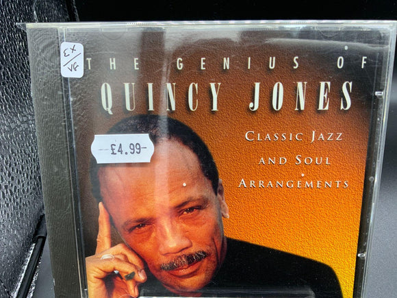 Quincy Jones: The Genius Of