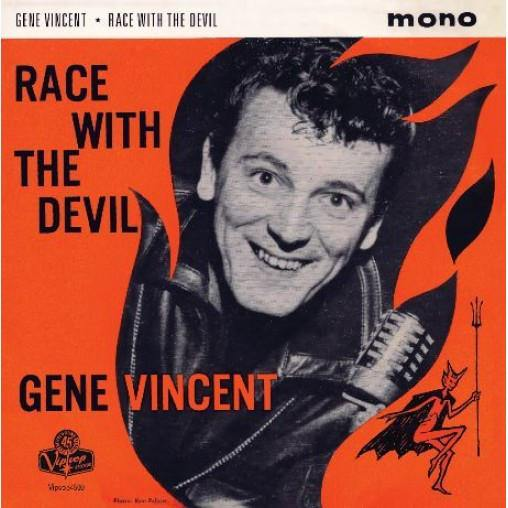 Gene Vincent And His Blue Caps: Race With The Devil