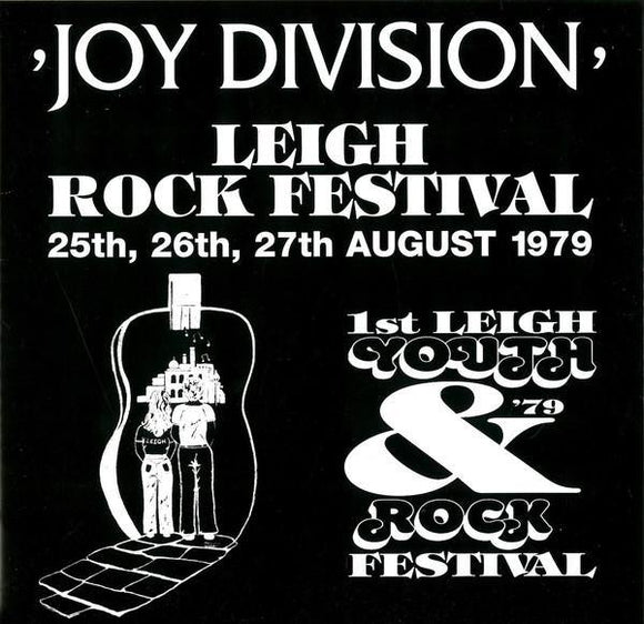 Joy Division: Leigh Rock Festival