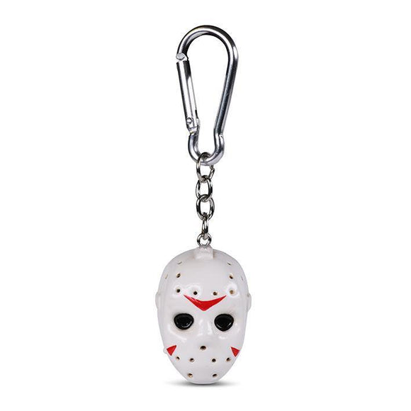 FRIDAY THE 13TH (HEAD) 3D KEYCHAIN