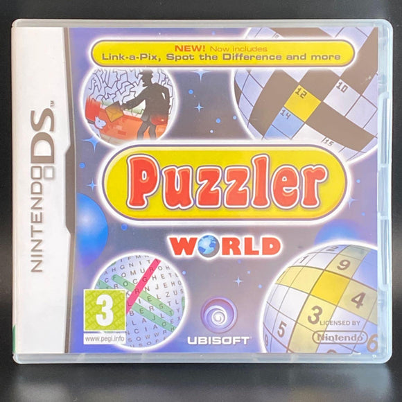 Puzzler World - Nintendo DS