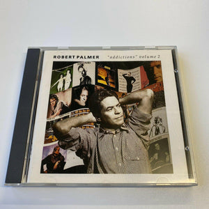 Robert Palmer: Addictions, Vol. 2 (1997) EX/EX