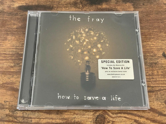 The Fray: How to Save a Life (2007)
