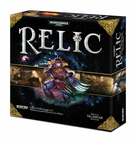 Warhammer 40,000 Board Game Relic Standard Edition