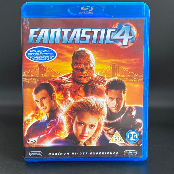 Fantastic 4 (2005) PREOWNED BLU-RAY