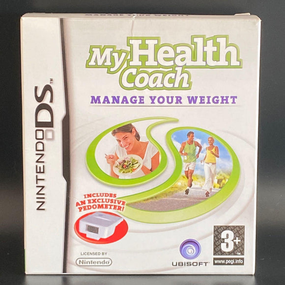 My Health Coach - Nintendo DS