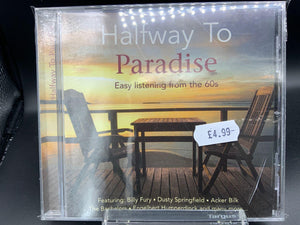 Various: Halfway To Paradise: Easy Listening From The 60s