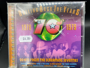 Various: Rolling Back The Years 70s:1978 1979