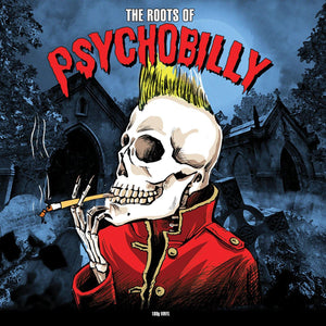 VARIOUS: THE ROOTS OF PSYCHOBILLY NEW VINYL LP