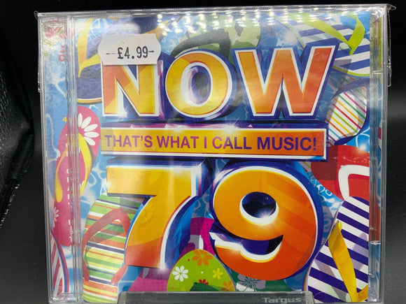 Various: Now That's What I Call Music 79