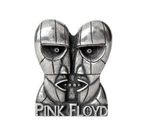 Pink Floyd Division Bell Heads Pin Badge