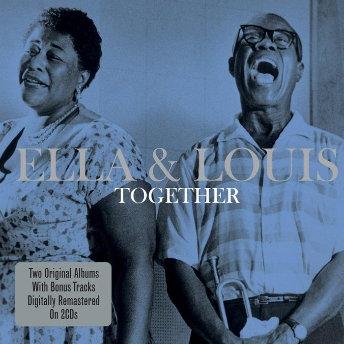 Ella Fitzgerald & Louis Armstrong: TOGETHER NEW CD
